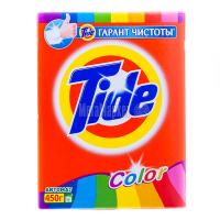 Пральний порошок для кольорових тканин Tide Color Автомат, 450 г