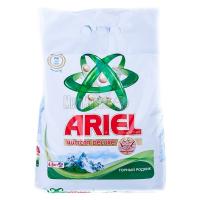 """Пральний порошок Ariel Чистота DeLuxe """"Гірське джерело"""" Automat, 4,5 кг"""