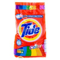 Пральний порошок для кольорових тканин Tide Color Автомат, 6 кг