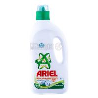 """Гель-концентрат для прання Ariel Чистота DeLuxe """"Гірське джерело"""", 1,2 л"""