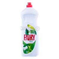 Засіб для посуду Fairy plus Зелене яблуко 1000мл х6