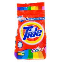 Пральний порошок для кольорових тканин Tide Color Автомат, 3 кг