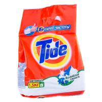"""Пральний порошок Tide """"Альпійська свіжсть"""" Автомат, 1,5 кг"""
