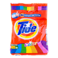 Порошок пральний Tide автомат Color 1,5кг х6