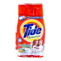 Пральний порошок для чутливої та дитячої шкіри Tide Дитячий Автомат, 3 кг