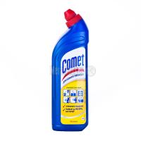"""Гель універсальний з подвійним ефектом Comet """"Лимон"""", 750 мл"""