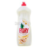 Засіб для посуду Fairy plus Ромашка й Вітамін Е 1лх6