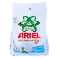 """Пральний порошок концентрований Ariel Чистота DeLuxe """"Біла троянда"""" Automat, 4,5 кг"""