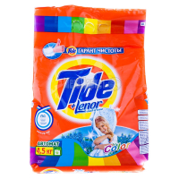 Порошок пральний Tide absolute плюс lenor color 4.5кг х6