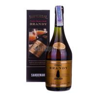 Бренді Sandeman Imperial 40% 0,7л короб х6