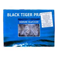 Креветки Nordic seafood чорні тигрові у панцирі 16-20 1кг x5