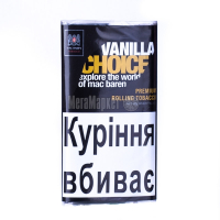 Тютюн Mac Baren Vanilla Choice 40г