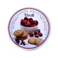 Печиво Jacobsen Tivoli Журавлине з мюслі 150г х24