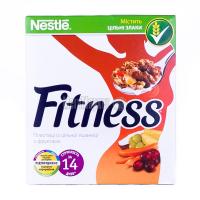 Пластівці Nestle Fitness із пшениці з вітамінами 300г х16