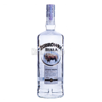 Горілка Zubrowka Biala 40% 1л х6