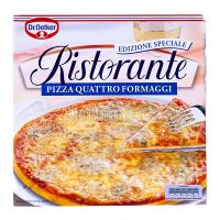 Піца Dr.Oetker Ristorante 4 види сиру 305г х5