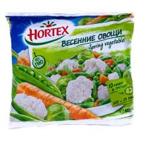 Овочі Hortex весняні 400г х25