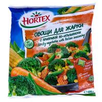 Овочі Hortex для жарки з приправою по-італійськи 400г х22