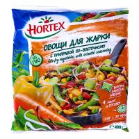 Овочі Hortex для жарки з приправою по-східному 400г х22