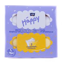 Хустинки паперові дитячі Bella Baby Happy, 80 шт.