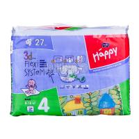 Підгузки Bella Baby Happy Maxi 8-18кг 27шт х6