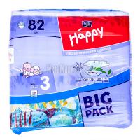 Підгузки Happy Bella Baby MIDI 5-9кг 82шт .