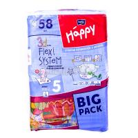Підгузки Happy Bella Baby Junior 12-25кг 58шт х6