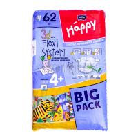 Підгузки Bella Baby Happy Maxi plus 9-20кг 62шт x6