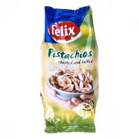Фісташки Felix смажені солоні 200г х12