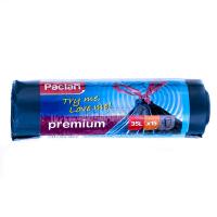 Пакети для сміття Paclan 53*60см 35л 15шт х6