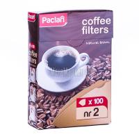 Фільтр для кави Paclan №2 100шт х6