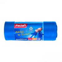Пакети для сміття Paclan 90*145см 240л 10шт х6