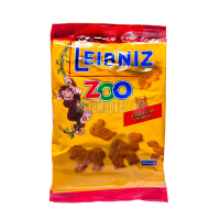 Печиво Bahlsen Зоопарк 100г х12