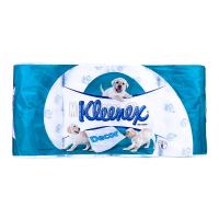 Туалетний папір Kleenex Decor Білий, 8 шт.