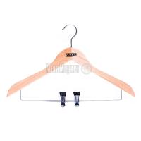 Вішалка для одягу з прищіпками на мет.перемичці FS20606