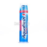 Зубна паста Aquafresh помпа 100мл х12