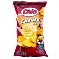 Чіпси Chio Chips із сиром 150г х8