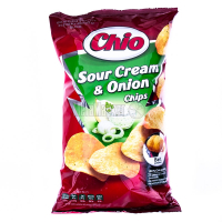 Чіпси Chio Chips сметана/лук 150г х8