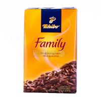 Кава Tchibo Family смажена мелена 250г