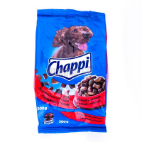 Корм Chappi з яловичиною й птицею 0,5кг х6
