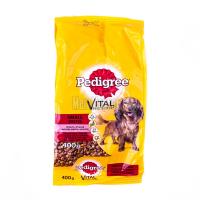Корм Pedigree для собак яловичина овочі 400г х6