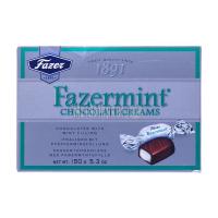 Цукерки Fazer Mint Chocolate creams 150г х12