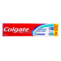 Зубна паста Colgate Triple Action із фтором 150мл х12