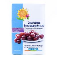Цукор Remedia Декстромед виноградний 500г х6