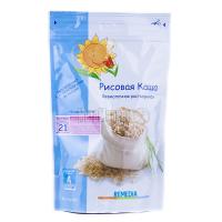 Каша Remedia рисова розчинна безмол. 200г х6
