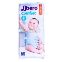 Підгузники Libero Comfort 7-14кг 60шт . х6