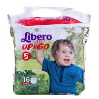 Підгузники Libero Up&Go 10-14кг 16шт .