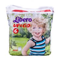 Підгузники Libero Up&Go 13-20кг 14шт .