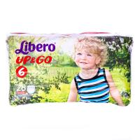 Підгузники Libero Up&Go 13-20кг 28шт x6