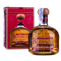 Текіла Herencia de Plata Анехо 38% 0,7л х3